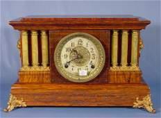 769 Seth Thomas Adamantine Mantel Clock NR
