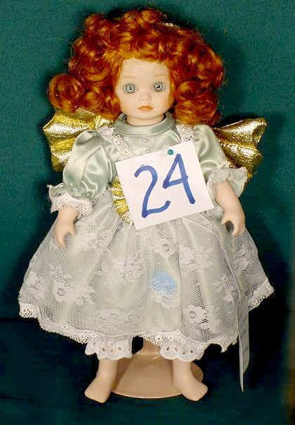24: Goebel Charlot Byj Doll by Karen Kennedy NR