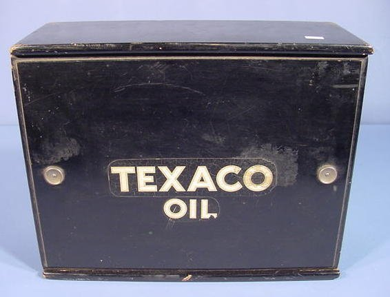 16: Old Wood Texaco Oil Company Receipt File