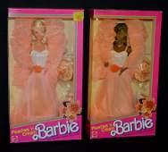 2 Mattel Barbie Dolls, 1984, NRFB
