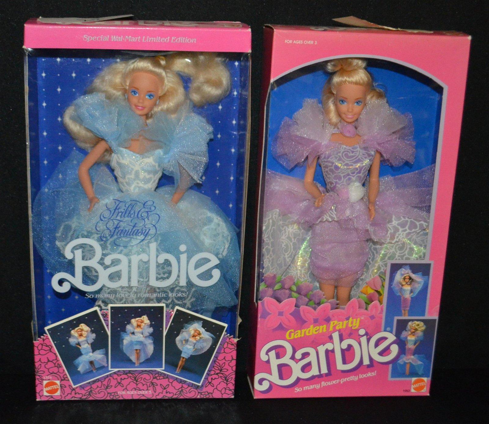 1994 Mattel Baywatch Barbie And Ken Doll Lot Of 2 Dolls NRFB