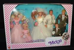 Wedding Party Midge Gift Set NRFB