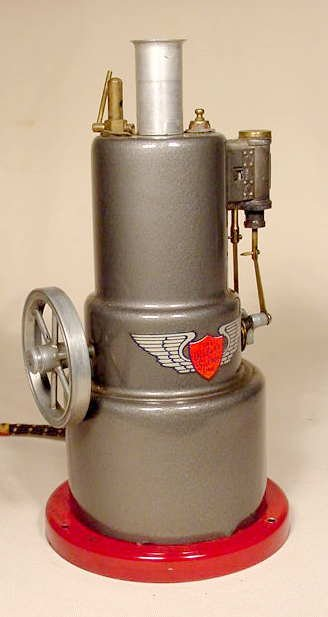 604: Robert Fulton Line Electric Steam Engine NR