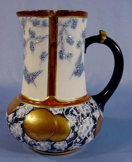 506: English Pottery Jug