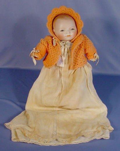 88: Bisque Head Grace S. Putnam Bye-Lo-Baby