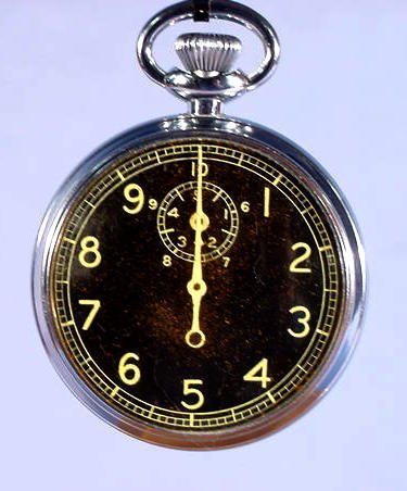 2007: Waltham 10 Second Timer Pocket Watch