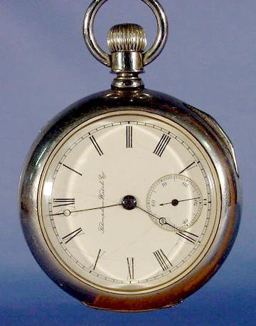 2011: Hampden Watch Co. Pocket Watch