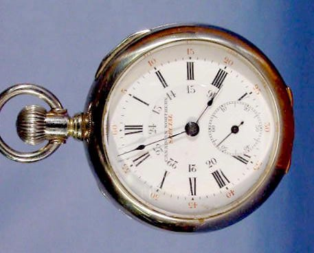 2016: Canadian Northern Special Pocket Watch