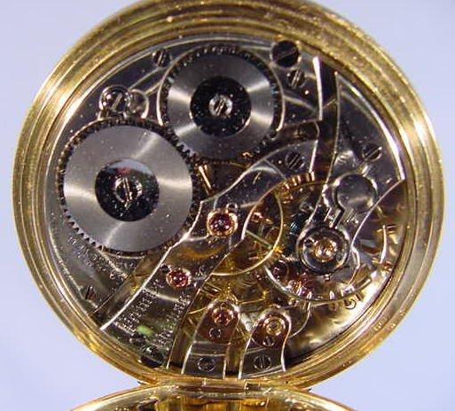 2050: Waltham Premier Maximus Pocket Watch - 3