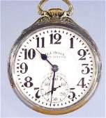 2111 Illinois 60 Hr Bunn Special Pocket Watch