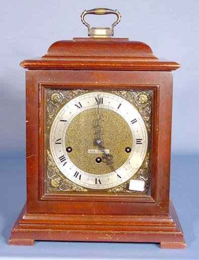 2014A:Seth Thomas Westminster Chime Clock