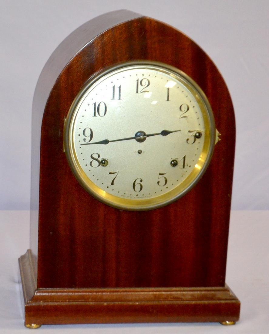 "Seth Thomas ""Chime Clock No.14"": Westminster 5 bell,"