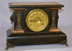 Seth Thomas Adamantine Mantle Clock