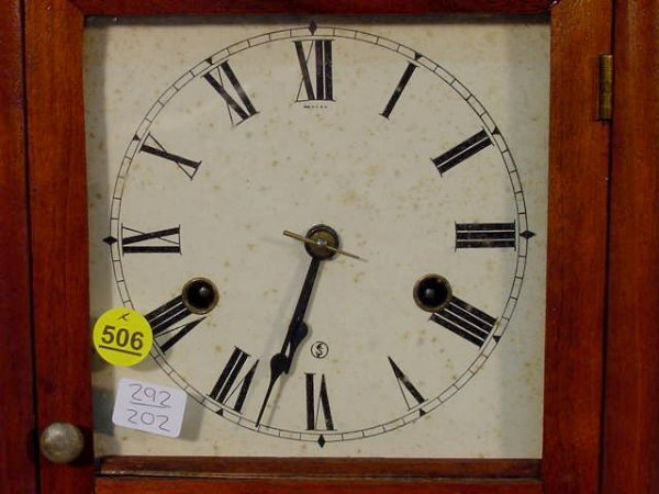 506: Seth Thomas Cottage Clock - 2