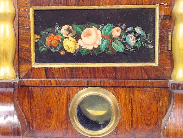 508: Seth Thomas Column Clock - 3