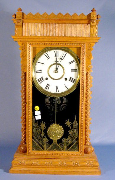 507: Gilbert Benworth Mantle Clock
