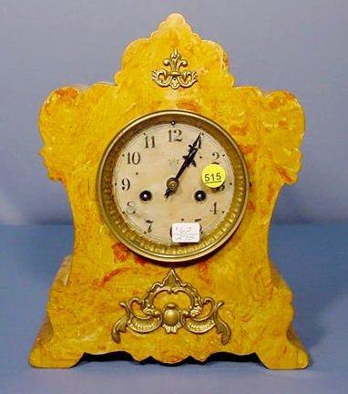 515: Waterbury Cordova Adamantine Clock