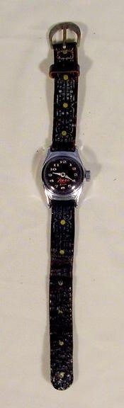 650: Zorro Wrist Watch by U.S. Time - 3