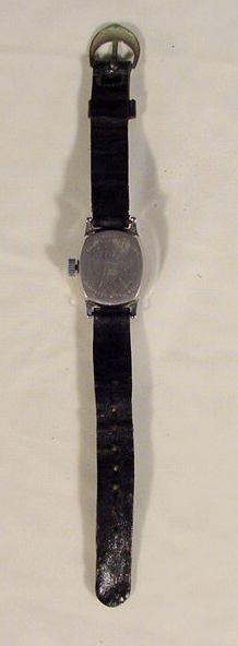 650: Zorro Wrist Watch by U.S. Time - 4