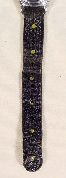 650: Zorro Wrist Watch by U.S. Time - 5