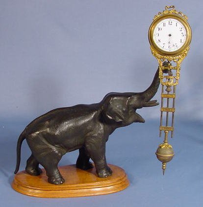 7: German Elephant Free Swinger