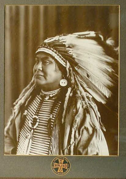516: Chief Joseph Photo Kruxo Paper NR