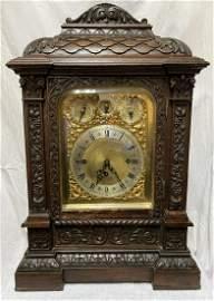 Winterhalter Hofmeier Bracket Clock