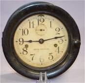 Antique Seth Thomas Ships Bell Clock