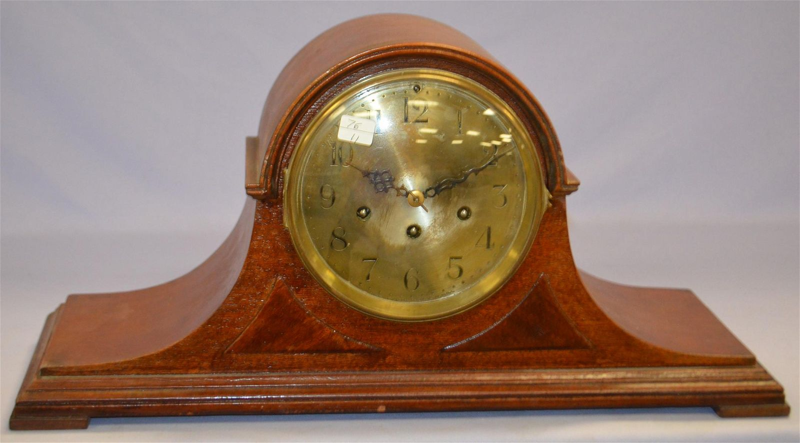 Seth Thomas Tambour Case Chime Clock #74