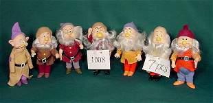 Vinyl Walt Disney's The Seven Dwarves NR