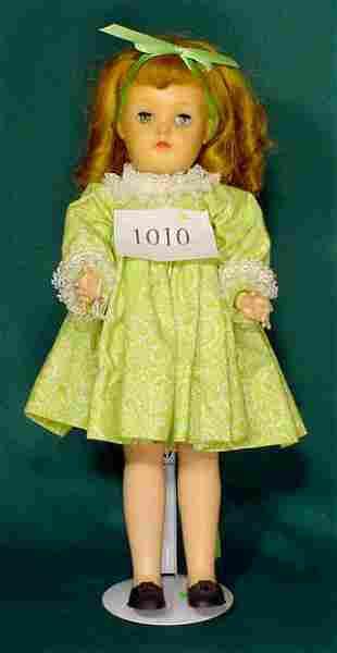 Ideal Vinyl & Hard Plastic Doll Marked V-92 NR