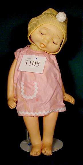 1105: Whimsies Hedda Get Bedda American Doll Toy Corp