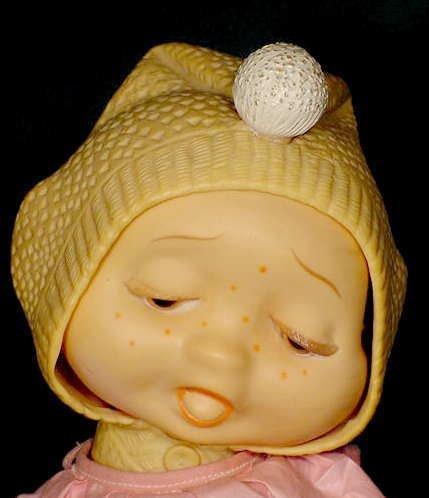 1105: Whimsies Hedda Get Bedda American Doll Toy Corp - 2