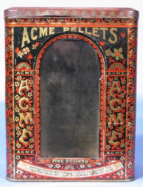 17: National Licorice Co. Tin, Brooklyn, N.Y.