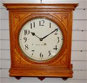 Antique Seth Thomas Office #5 Wall Clock