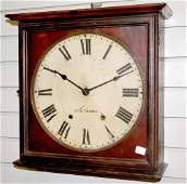 Antique Seth Thomas office #1 Wall Clock