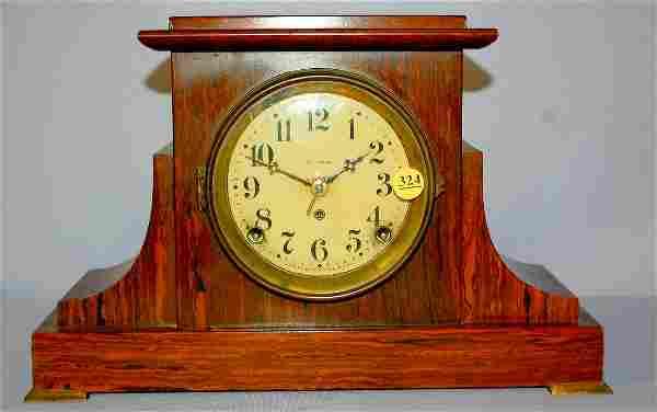 Antique Seth Thomas (Bolo) Adamantine Mantle Clock