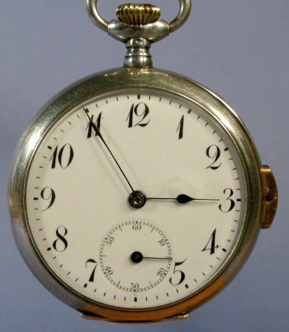 95A: Swiss 15J 16S 1/4 Repeater Pocket Watch