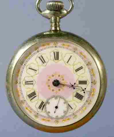 Elgin B.W. Raymond 16S O.F. Pocket Watch