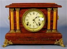 135: Seth Thomas Adamantine Mantle Clock