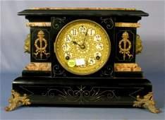 193: Seth Thomas Adamantine Mantle Clock