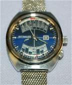 Wittnauer Model 3000 Mens Wrist Watch