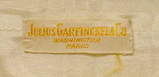2006: Julius Garfinckel & Co Rhinestone Clasp Handbag - 3