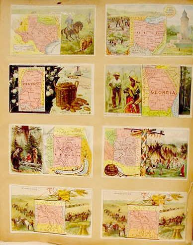 2023: Victorian Scrapbook Advertising Trade Cards NR - 4