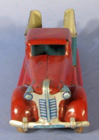 47: Wyandotte Sunshine Dairy Toy Truck - 2