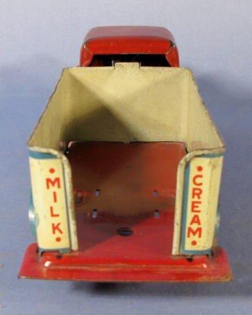 47: Wyandotte Sunshine Dairy Toy Truck - 4