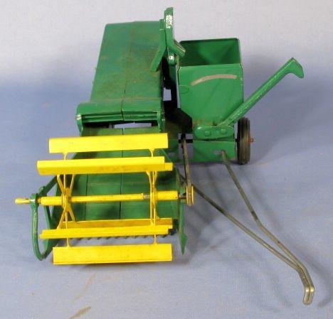 198: Slik Toys Oliver Grain Master Toy Combine - 4