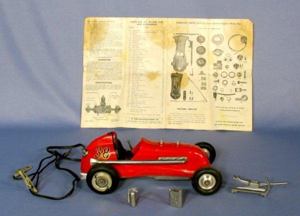 245: L.M. Cox Thimble Drome Special Model Race Car