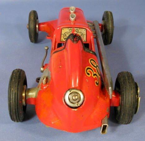 245: L.M. Cox Thimble Drome Special Model Race Car - 2
