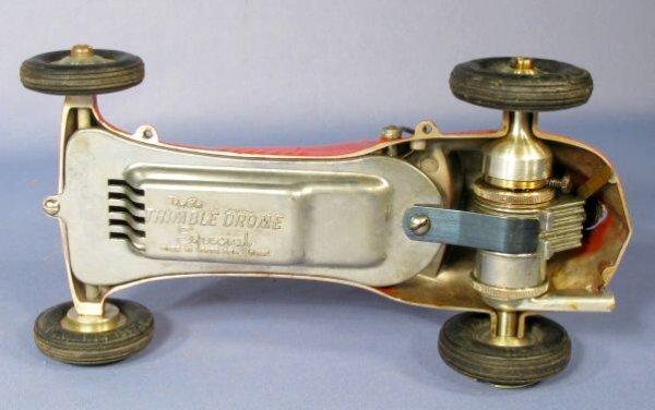 245: L.M. Cox Thimble Drome Special Model Race Car - 5